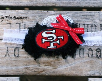 San Francisco 49ers Headband