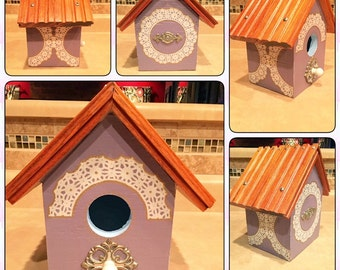 French Country Birdhouse