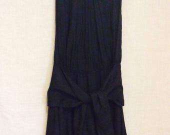 Vintage Carole Little lagenlook dress 8 to 10