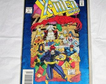 Xmen 2099 , vintage comics , vintage Xmen , Marvel Comics , collectable comics , vintage Marvel , Xmen comic 93 , Xmen collectable  , comics