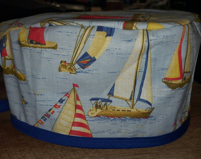 Sail Boat Surgical cap