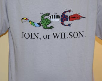 Join, or Wilson - Phish T Shirt