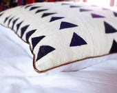White and Gold Pillows