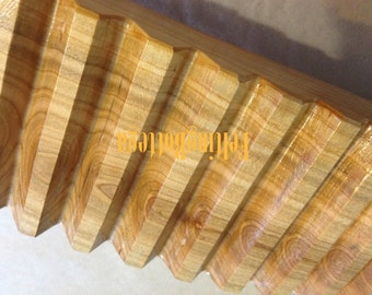 Wet felting tool for felt making Felted wool shoemaking device Wooden wet felting tool RUBEL