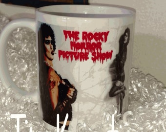 Inspired Rocky Horror picture show coffee mug