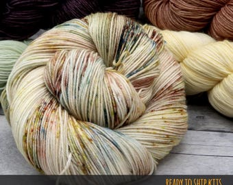 Prongs - Starting Point mKAL kits - 5 100g skeins