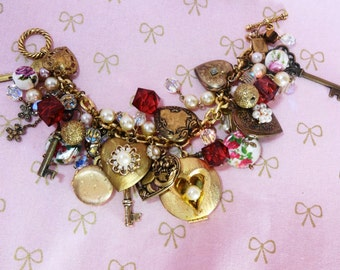 Charm Bracelet Hand Made