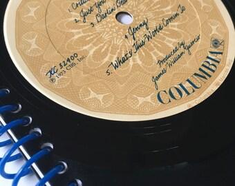 Chicago-  Vinyl record address book