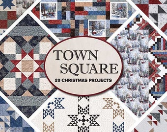 Town Square Star Light 20 Christmas Projects  Antler Design Doug Leko