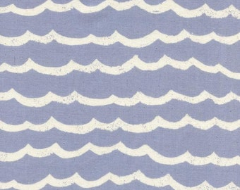 Waves in Fog - Kujira & Star by Rashida Coleman-Hale for Cotton + Steel