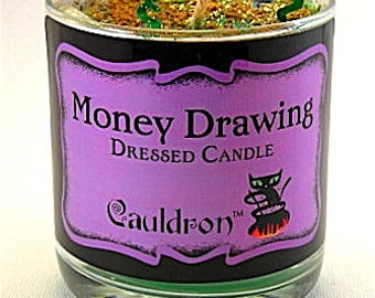 Money Scented Jar Candle