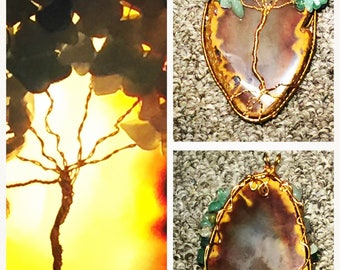 Agate Tree of Life
