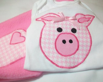 Pig Baby Clothes Etsy