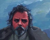 Star Wars The Force Awakens: Luke Skywalker