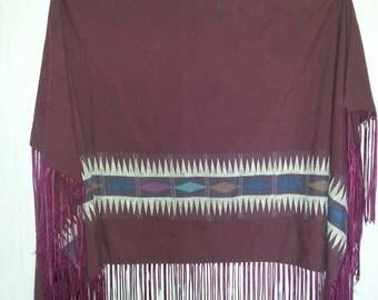 Native American  Indian dance shawl, regalia
