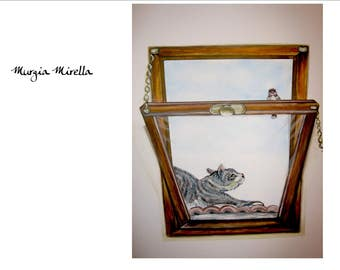 wall paintings tivoli castel madama guidonia