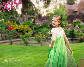 Castle Sunken Garden Digital Background for Whimsical, Princess and Knight Photography Sessions