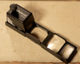 Polaroid Spectra Lens F112 with Carrying Case