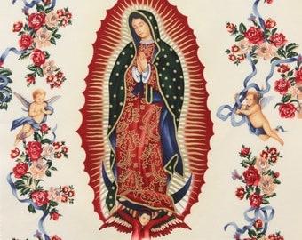 Alexander Henry - Virgin of Guadalupe - M6195AR - Natural