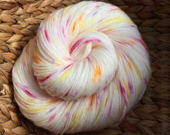 Rose Petals - 8 ply wool
