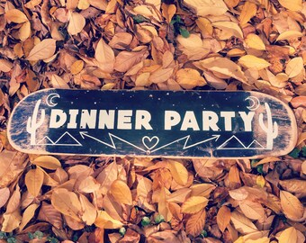 Dinner Party || Sign