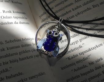 Handmade Glassbead Necklace