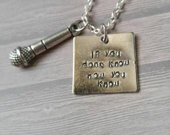 rap lyrics jewelry etsy