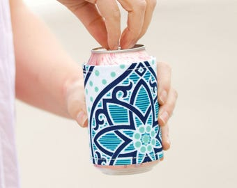 Monogrammed Boho Drink Wrap