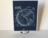 World Blueprint, card for any occasion