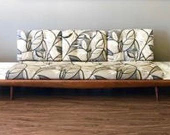 Adrian Pearsall Mid Century Sofa-ON SALE