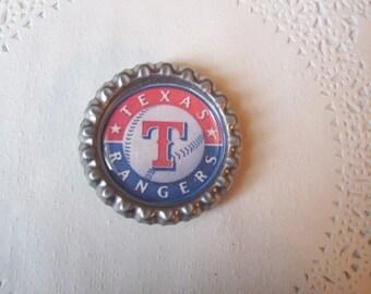 Texas Rangers Magnet (59) - Rangers Refrigerator magnet - Texas Rangers accessories - office magnet