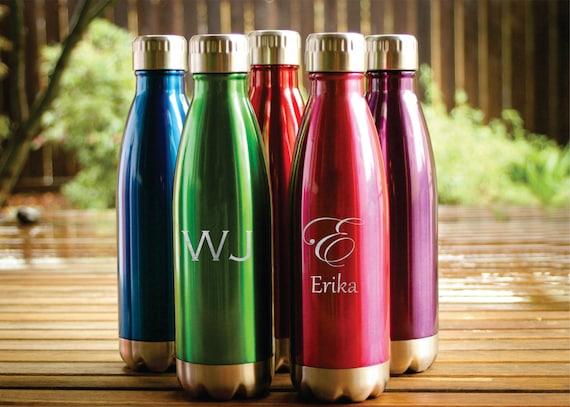personalized water bottles custom water bottles engraved With custom water jugs