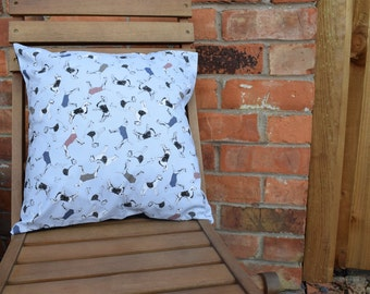 Terriers Allover Cushion Cover, Terrier Dog, Handmade Cushion, Terrier Dog Pillow, Dog Cushion, Dog Pillow, Dog Gift