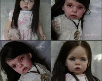 Custom  Reborn  Life Like   Toddler  Doll  ~ Made to Order ~