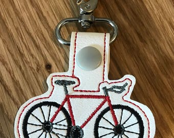 Cycle Away! Keychain