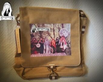 "Corn Moon Spirit - ""Celtic Spirits"" canvas messenger bag"