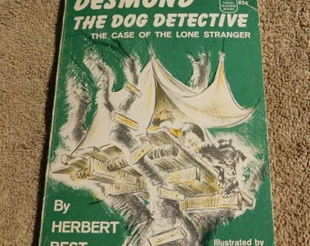 Desmond The Dog Detective by Herbert Best