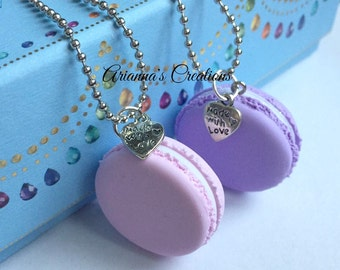 Macaroon necklace | Macaroon Necklace