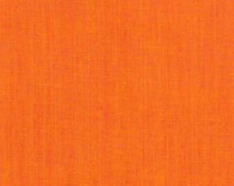 SHOT COTTON Tangerine SC11 Kaffe Fassett Sold in 1/2 yd increments