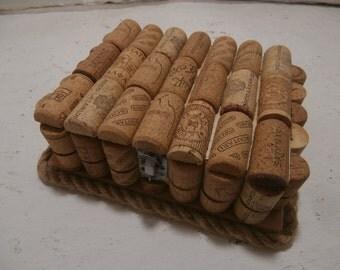 Keepsake Box | Handmade Jewellery Box | Greek Wine Corks | Keepsake Jewellery Box | Wine Corks | Wedding Gift | Birthday Gift | Handmade Box
