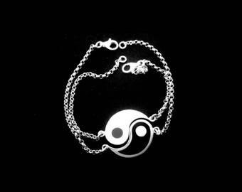 Ying Yang Bracelet