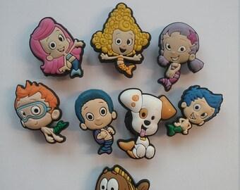 Bubble Guppies Mini Magnets**Fun Gift Idea**