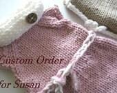 Custom Order For Susan, Knit dress