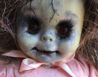 Dorothy - OOAK Horror Zombie Ghostly Doll