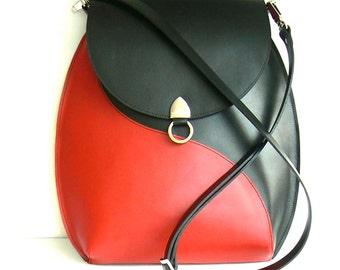 Oversized Cross Body Bag for Women