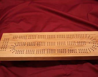 0369 Cribbage Board
