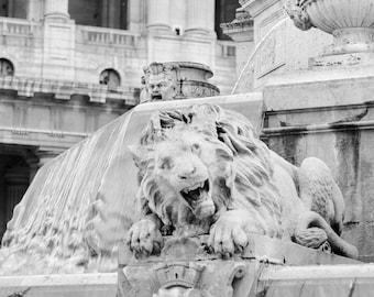 Paris Photography, Paris Photo, Paris Fountains, St Sulpice, Paris Art, Paris Architecture, Living Room Art, Large Wall Decor