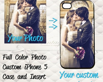 Personalized Photo iPhone 5 6 Plus 6S  iPhone 6 6S Custom on Hard Case Cover Free Shipping Personalize iPhone4 IPhone5/5S/