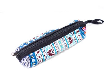 Hmong Pouch (0017) Hmong Embroidery Pouch Ethnic pouch Hippie pouch Hmong embroidery Pouch