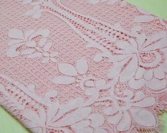 pink lace fabric for dress,bone eyelash lace fabric,cored lace ,red lace for dress,lovely dress lace-145cm*150cm